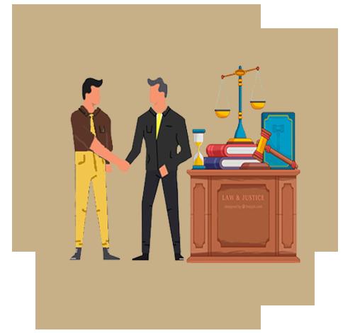 دعوت به همکاری با حق گرا |دفتر حقوقی حق گرا